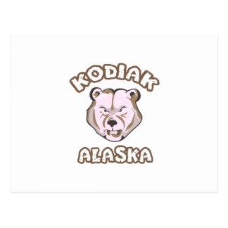 KODIAK ALASKA POSTCARD
