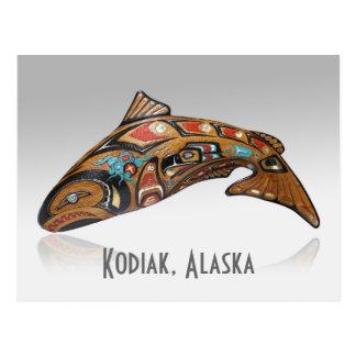 Kodiak, Alaska Postcards