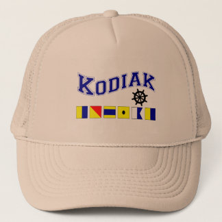 Kodiak, Alaska Trucker Hat