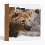 Kodiak Bear Binder
