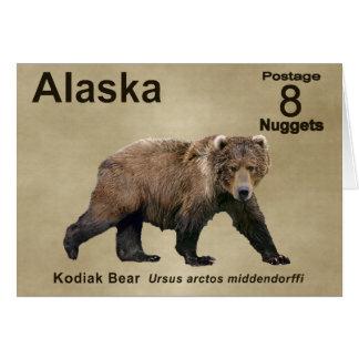 Kodiak Bear Cards
