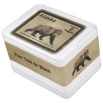 Kodiak Bear Drink Cooler