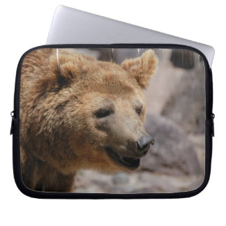 Kodiak Bear Electronics Bag Computer Sleeves