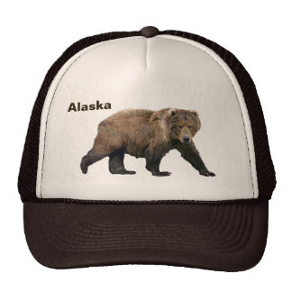 Kodiak Bear Trucker Hat