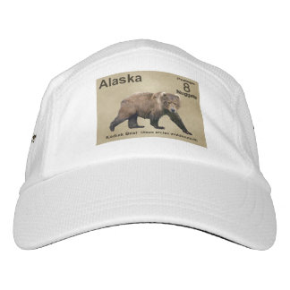 Kodiak Bear Headsweats Hat