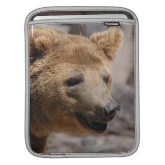Kodiak Bear iPad Sleeve