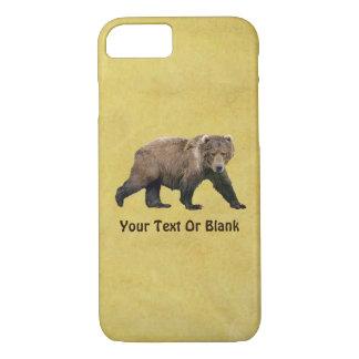 Kodiak Bear iPhone 8/7 Case
