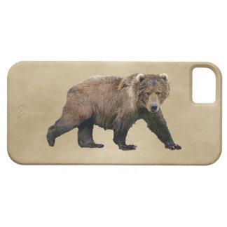 Kodiak Bear iPhone SE/5/5s Case
