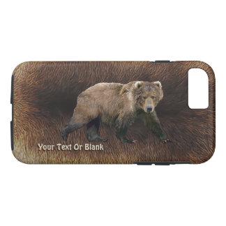 Kodiak Bear On Caribou Fur iPhone 8/7 Case