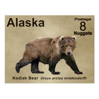 Kodiak Bear Postcards