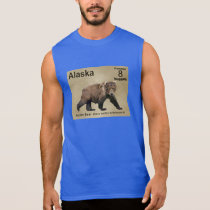 Kodiak Bear Sleeveless Shirt