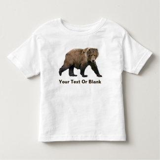 Kodiak Bear Toddler T-shirt
