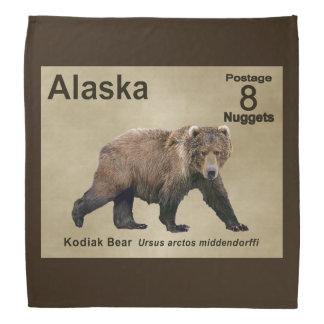 Kodiak Bear Bandana