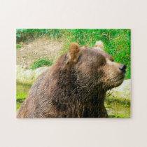 Kodiak Bears. Jigsaw Puzzle