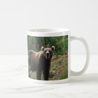 Kodiak Brown Bear Coffee Mug