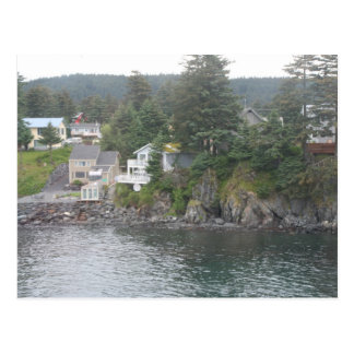Kodiak Island Coast Postcard