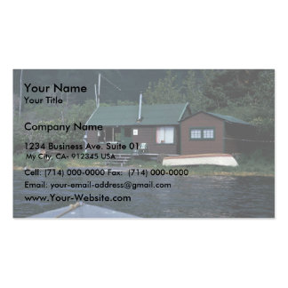 Kodiak National Wildlife Refuge Headquarters at Ka Business Card Templates