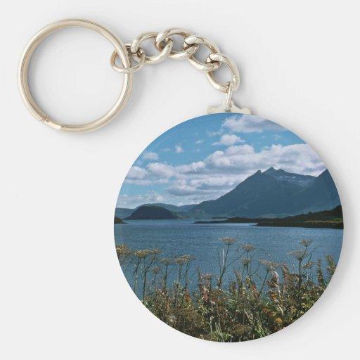 Kodiak National Wildlife Refuge Key Chain