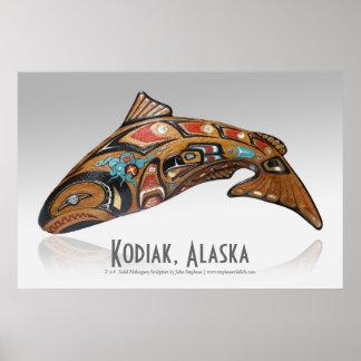 Kodiak, poster de Alaska