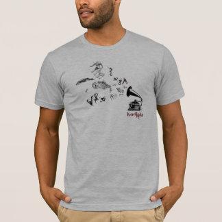 Kodiaks Gramophone T-Shirt