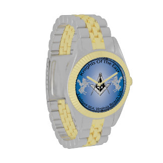 KOE Gold And Silver Wristwatches