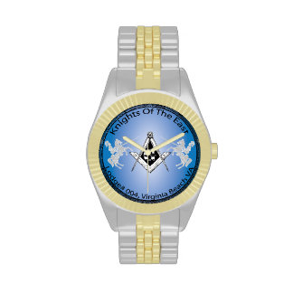 KOE Gold And Silver Watch