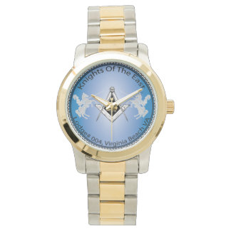 KOE Gold And Silver Wrist Watches