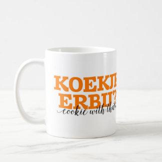 Koekje/vocabulario holandés de la palabra de la taza