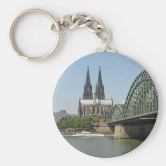 Koeln (Cologne) in Germany Keychain