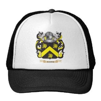 Koen Coat of Arms (Family Crest) Trucker Hat