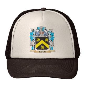 Koen Coat of Arms - Family Crest Trucker Hat