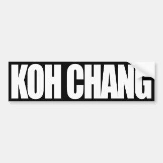 KOH Chang Pegatina Para Auto