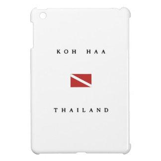 Koh Haa Thailand Scuba Dive Flag Case For The iPad Mini