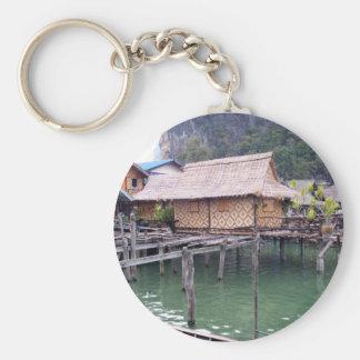 Koh Pan Yi Basic Round Button Keychain