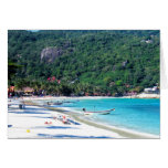 Koh Phangan Island Thailand Card