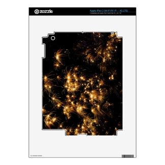 Koh Samui New Year fireworks template Skins For iPad 3