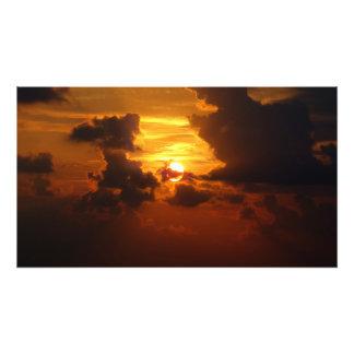 Koh Samui Sunrise in Thailand Photo Print