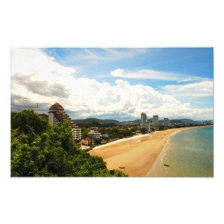 Koh Takiab Thailand Beach Photograph