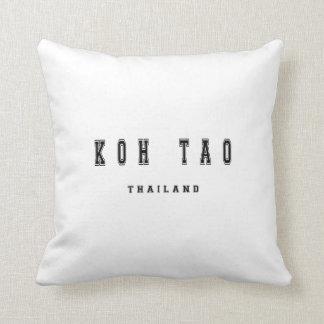 KOH Tao Tailandia Cojín