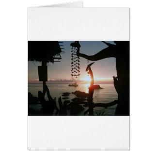 Koh Tao - Thailand Greeting Card