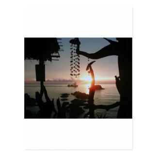 Koh Tao - Thailand Postcard