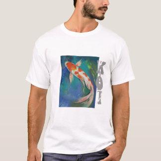 Kohaku Butterfly Koi T-Shirt