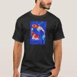 Kohaku Duo in Deep Blue Pond T-Shirt