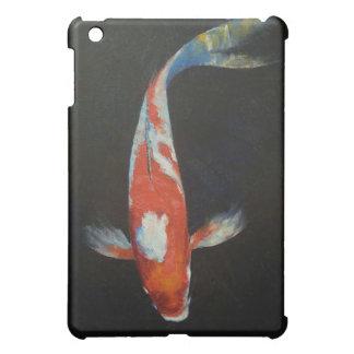 Kohaku Koi Fish iPad Mini Cases