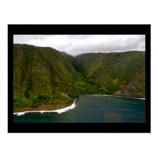Kohala Valley Coast - Hawaii Postcard