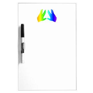 Kohen Hands Dry Erase Whiteboards