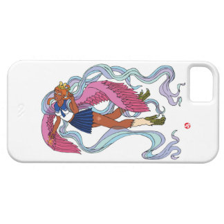 Kohiten コ飛天 iPhone SE/5/5s case