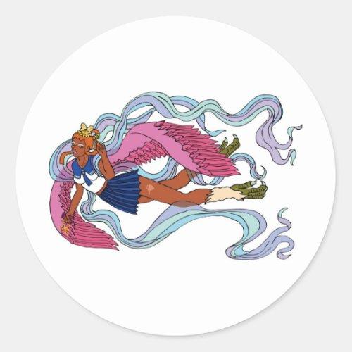 school, girl, costume, black, woman, wing, Goddess, Flying heaven, Robe, High school student, Uniform, Character
