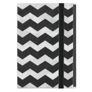 Kohl Black Chevron Pattern Cases For iPad Mini