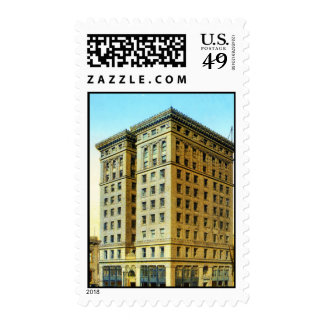 Kohl Building Stamps
